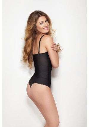 Bodis Glam Body String Black