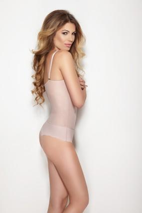 Bodis Glam Body String Powder Pink